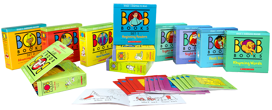 Bob Books 40 Years Of Best Selling Learn To Read Books